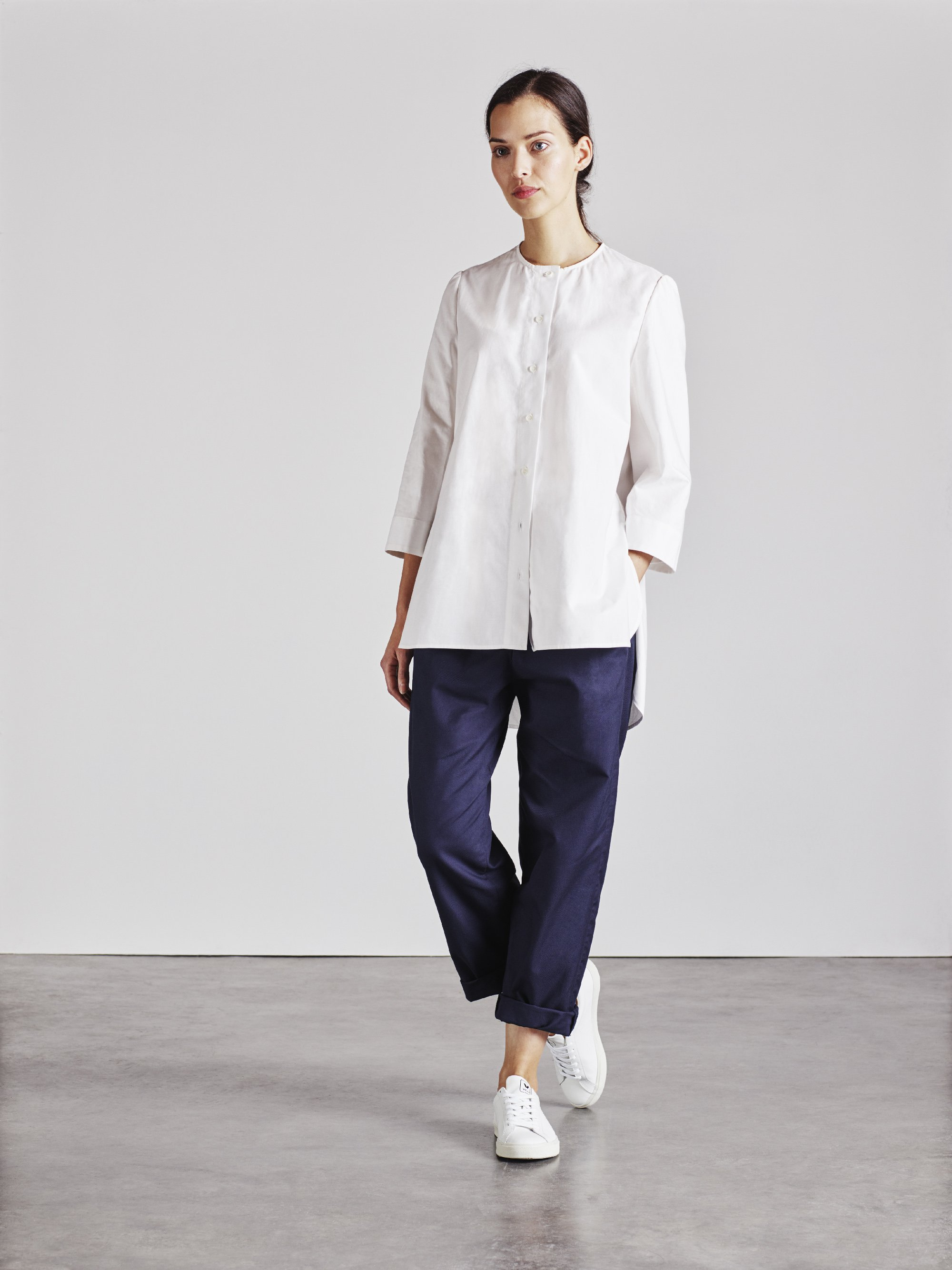 Alice Early Bethan Shirt White