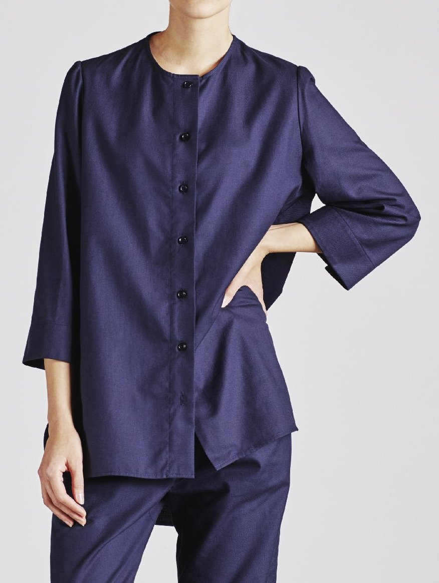 Alice Early Bethan Shirt Navy