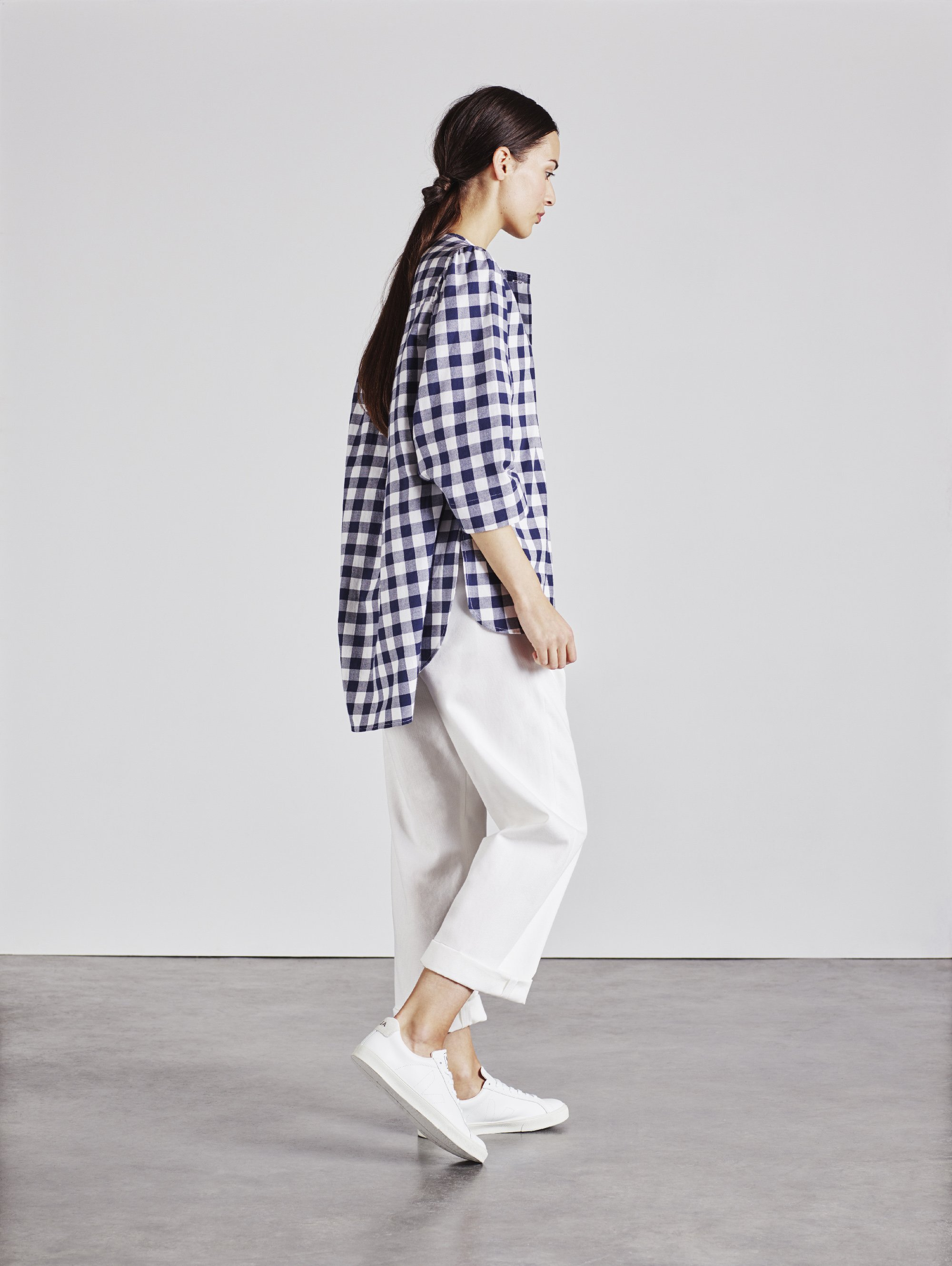 Check Bethan Shirt by Alice Early