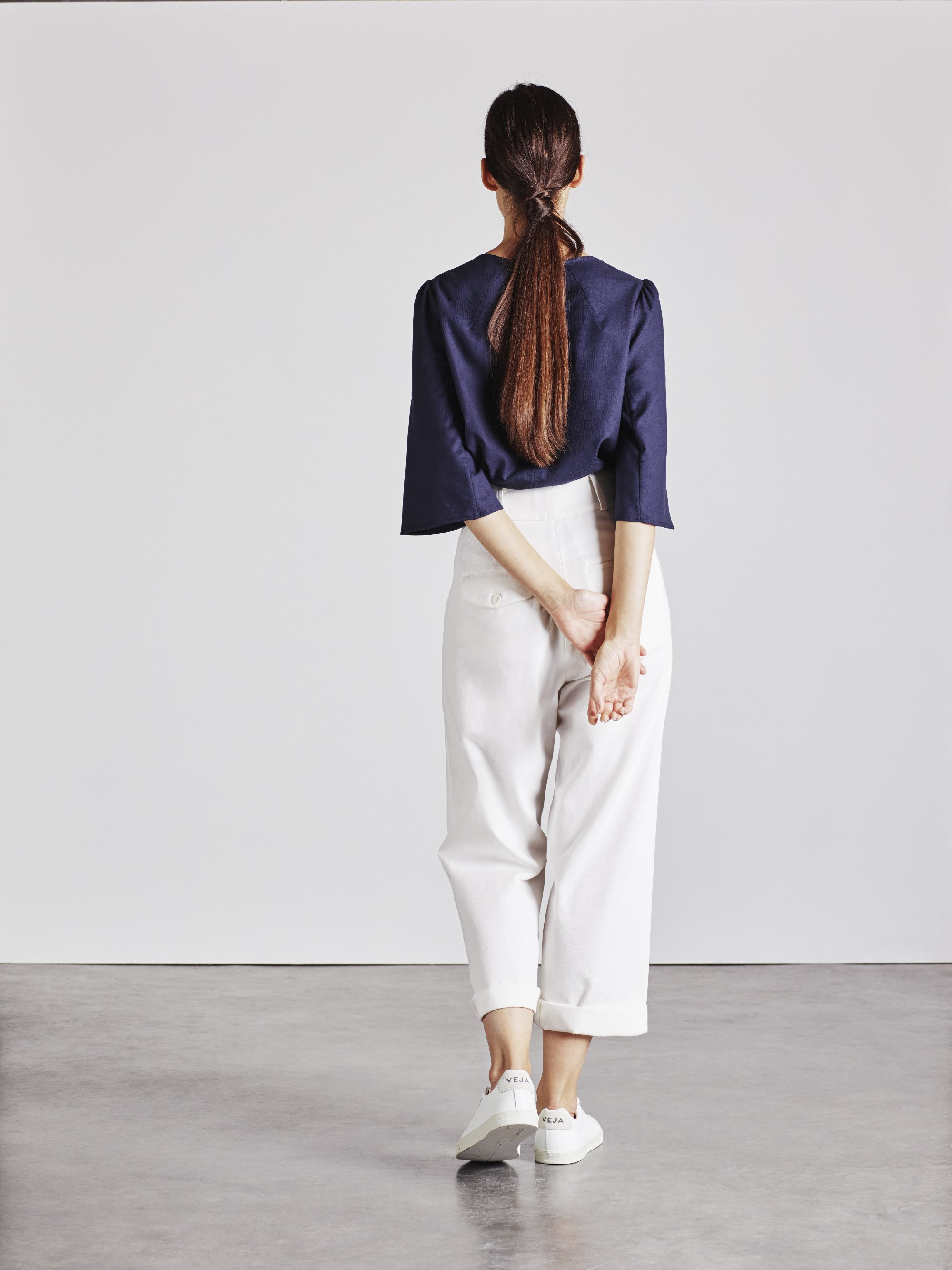 Alice Early the Rachael Top