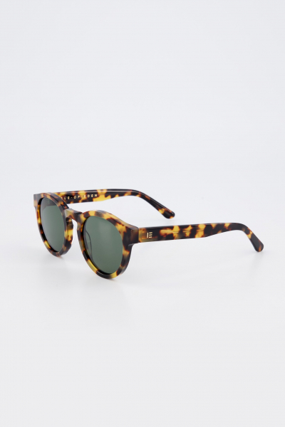 Isle of Eden Eddie sunglasses in tortoise